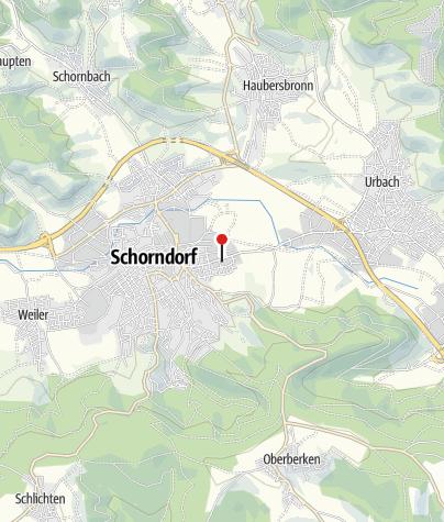 Karte / Wohnmobilstellplatz - Werner Bartesch