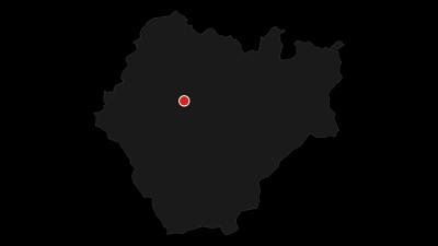Karte / Rothaarsteig-Spur Ilsetalpfad