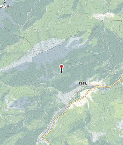 Karte / Naturfreundehütte Palfau
