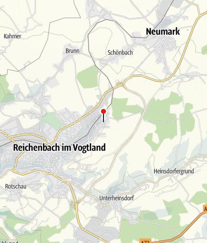Karte / Freibad Reichenbach