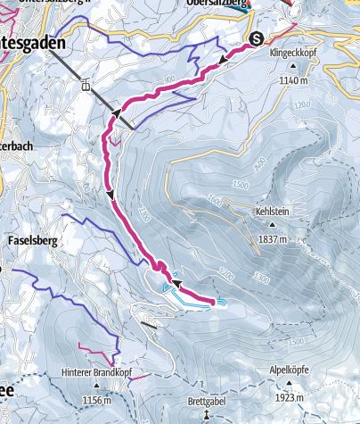 Karte / Carl von Linde Weg