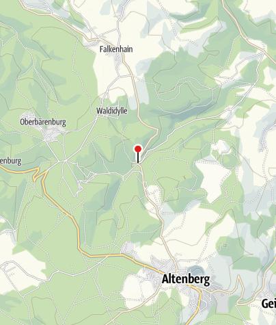 Map / Hotel & Restaurant Ladenmühle