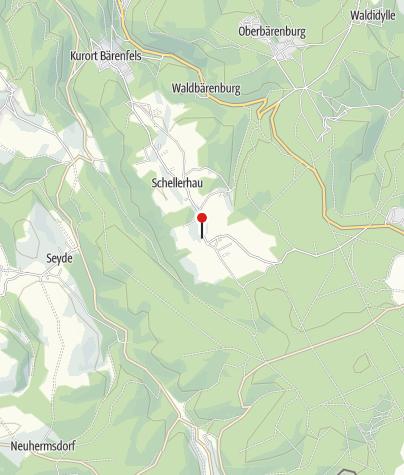 Karte / Gasthaus und Pension Bergklause