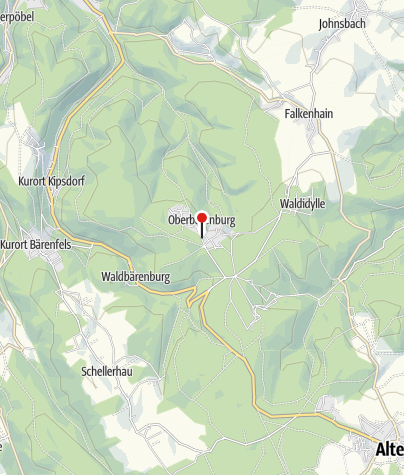 Karte / Gasthaus Kobär