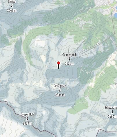 Karte / Latschätzkopf (2.219 m)