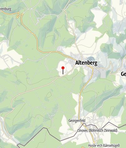 "Karte / Bäderlandschaft ""Raupennest"""