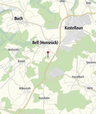 Map / Huskyerlebnis