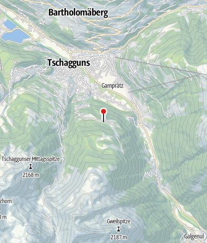 Karte / Ferienhaus Engstler