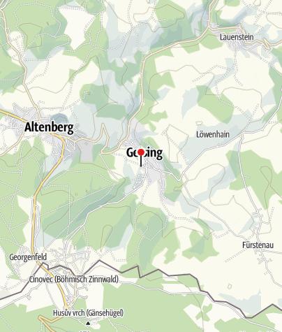 Karte / Skiausleihe Sport Lohse