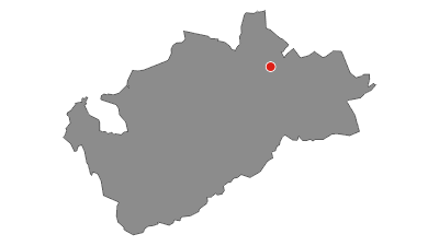 Karte / Fiemme Radweg