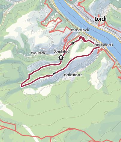 Carte / Schellengang