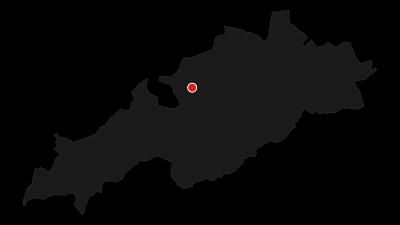 Map / Fiemme Old Railway