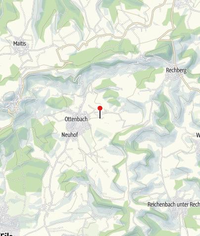 Karte / Ferienwohnung Schorndorf-Unterberken