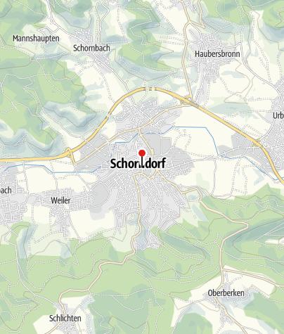 Karte / Stadtarchiv