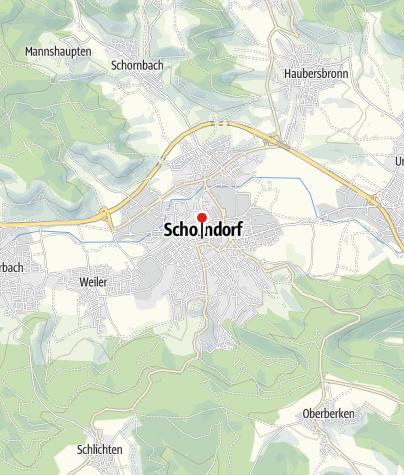 Karte / Ackerbürgerhaus