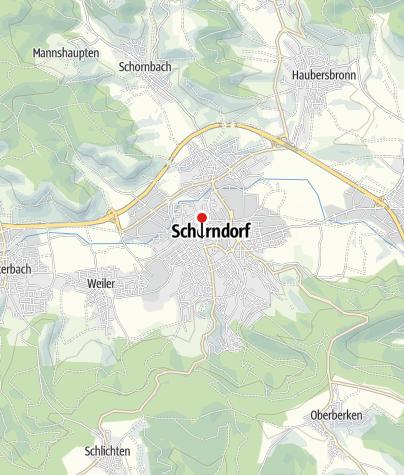 Karte / Ehemaliges Diakonathaus