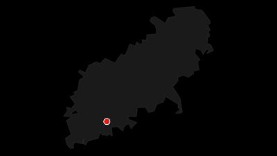 Karte / Donaufelsenläufe - Donaufelsengarten