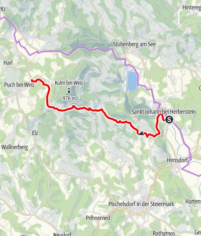 Karte / Weinbergtour HB 7