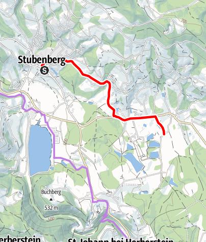 Karte / Teichtour HB 2