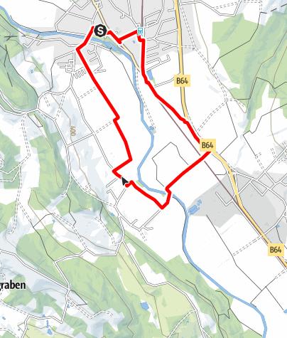 Karte / St. Ruprecht - Hobbylaufstrecke