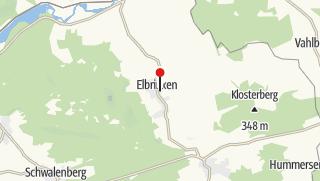 Kaart / Das Mühlenwesen