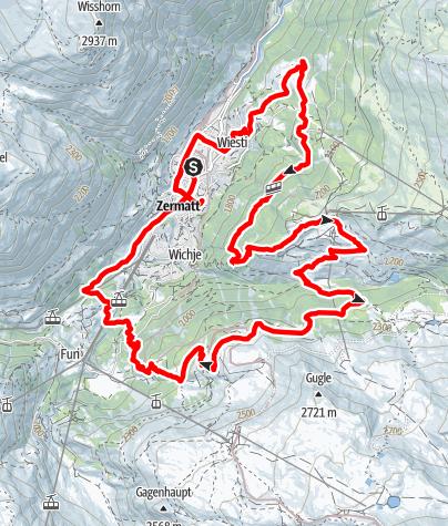 """Carte / Matterhorn Ultraks Trail """"Active"""""""
