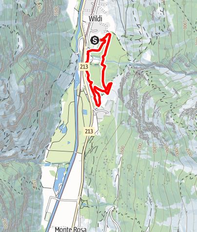 Map / Vita Parcours Randa