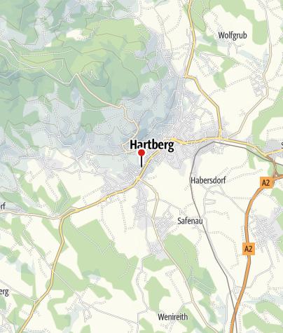 Karte / Hotel, Restaurant & Vinothek Pusswald