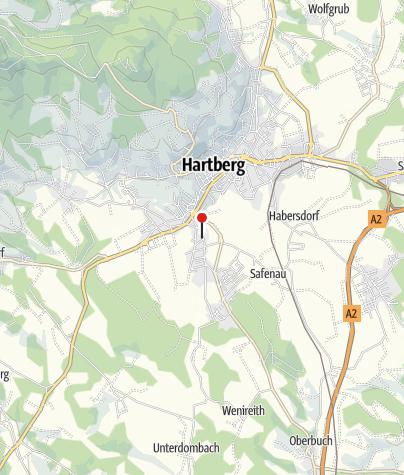 Karte / Zur Lebing Au, Gasthof