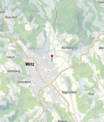 Karte / Gasthof-Hotel Allmer