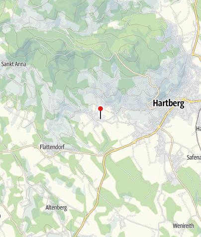 Karte / Buschenschank Retter-Kneissl