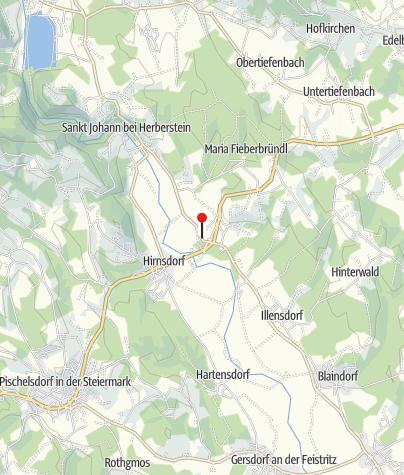 Karte / Buschenschank Breitenberger