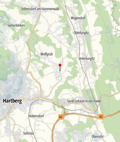 Karte / Eggendorfwirt, Gasthaus