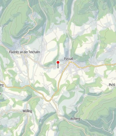 Karte / Freizeitzentrum Passail