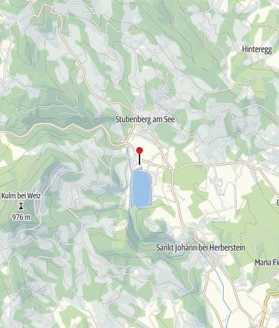 Karte / Freizeitpark Praunegger am Stubenbergsee