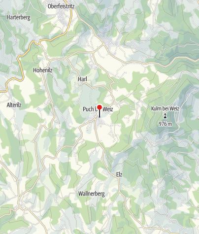 Karte / Erlebnisbad Puch bei Weiz