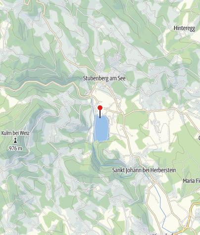 Karte / Badesee- Freizeitpark- Stubenbergsee - GenussCard Partner