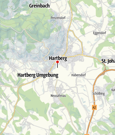 Karte / Hartberger Gmoos