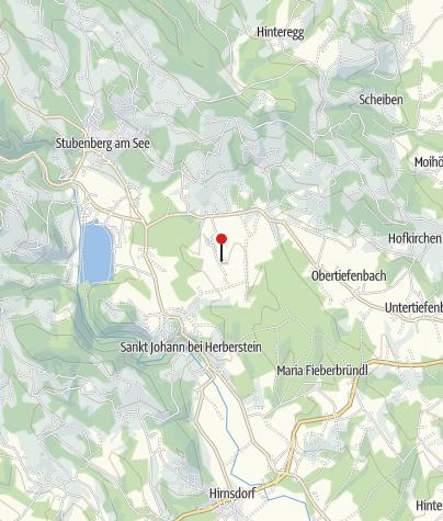 Karte / Ballon Flaggl- Ballonfahren in Stubenberg/ Schielleiten