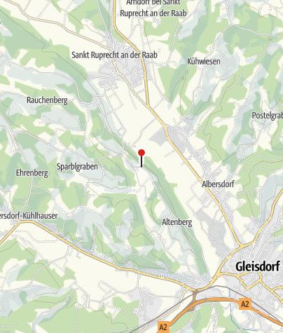 Karte / Golfanlage Freiberg Golfclub Gut Freiberg