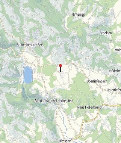 Karte / Bundessport- und Freizeitzentrum - Schloss Schielleiten