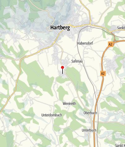 Karte / Ökopark Hartberg