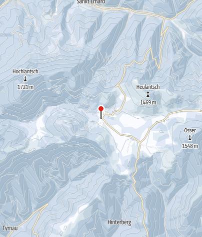 Karte / Teichalmlifte