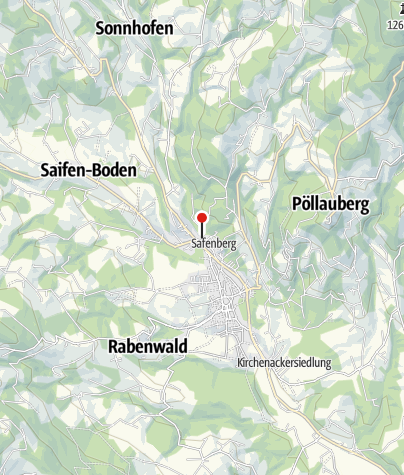 Karte / Ölmühle Fandler, GenussCard Partner