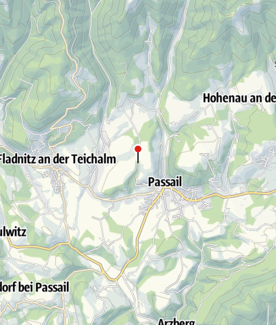 Karte / Almenland-Imkerei Kreiner