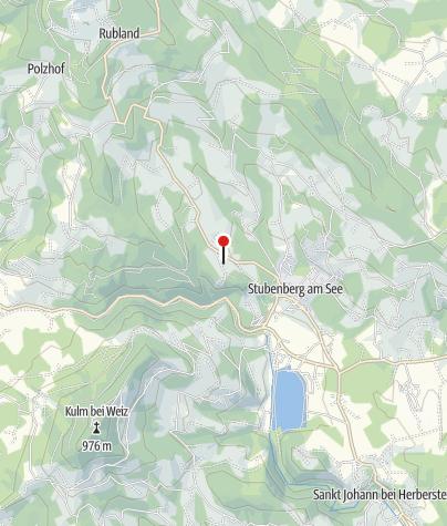 Karte / 1.Österreichischer Schnapslehrpfad am Hödl- Hof