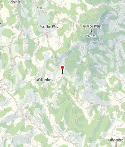 Karte / Familie Pangerl- GenussCard Ausflugsziel
