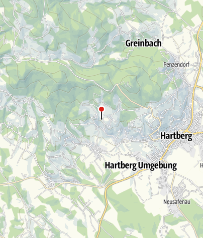 Karte / Burg Neuberg