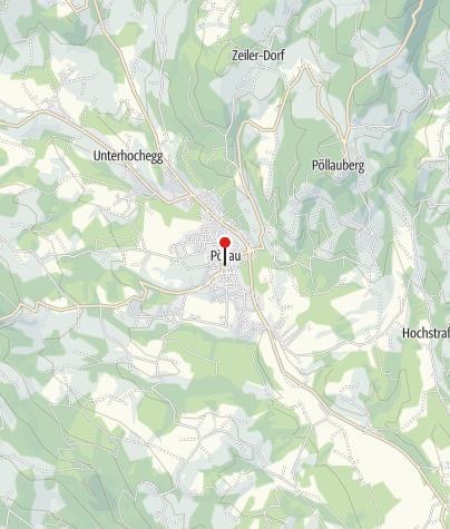 Karte / Schloss Pöllau