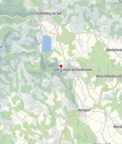 Karte / Gartenschloss Herberstein